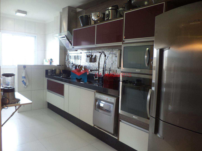 Apartamento com 4 dorms, Caiçara, Praia Grande - R$ 340 mil, Cod: 414351