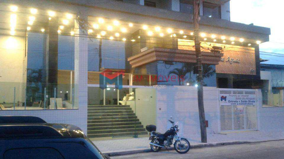 Apartamento com 3 dorms, Caiçara, Praia Grande - R$ 490 mil, Cod: 414354