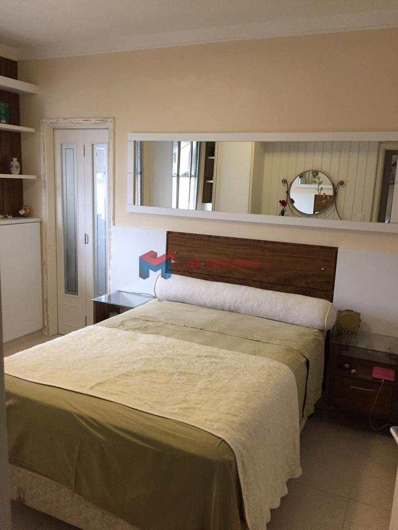 Apartamento com 3 dorms, Centro, São Vicente - R$ 600 mil, Cod: 414358