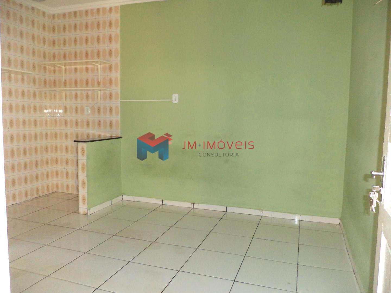 Casa de Vila com 1 dorm, Caiçara, Praia Grande - R$ 75 mil, Cod: 414367