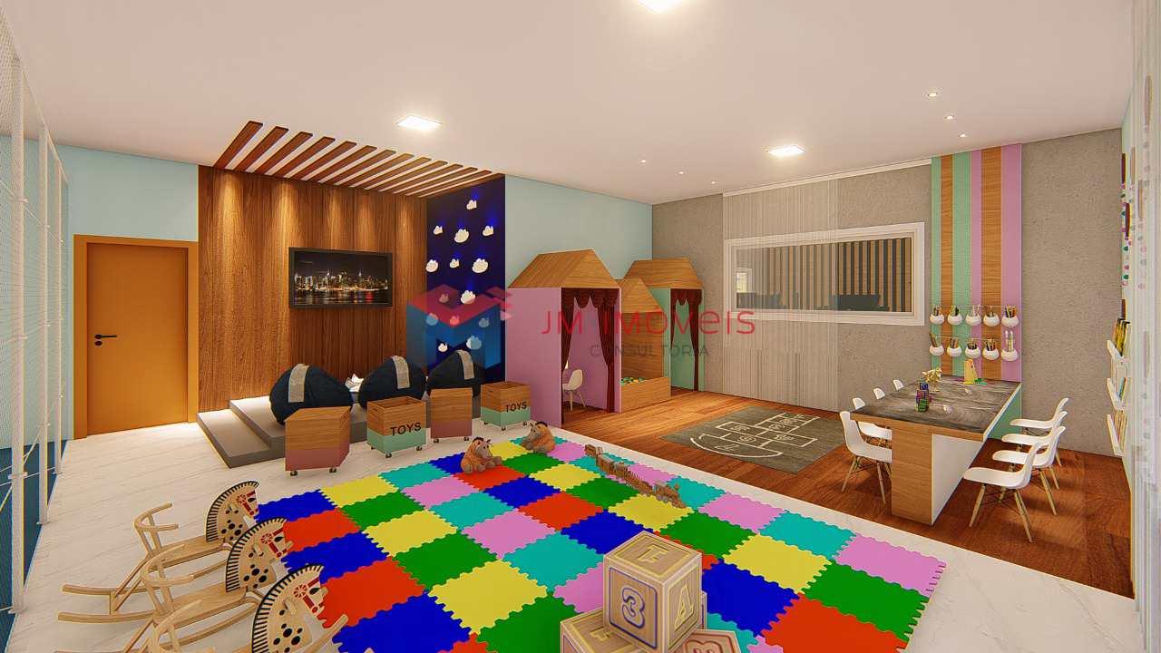 Apartamento com 1 dorm, Caiçara, Praia Grande - R$ 298 mil, Cod: 414393