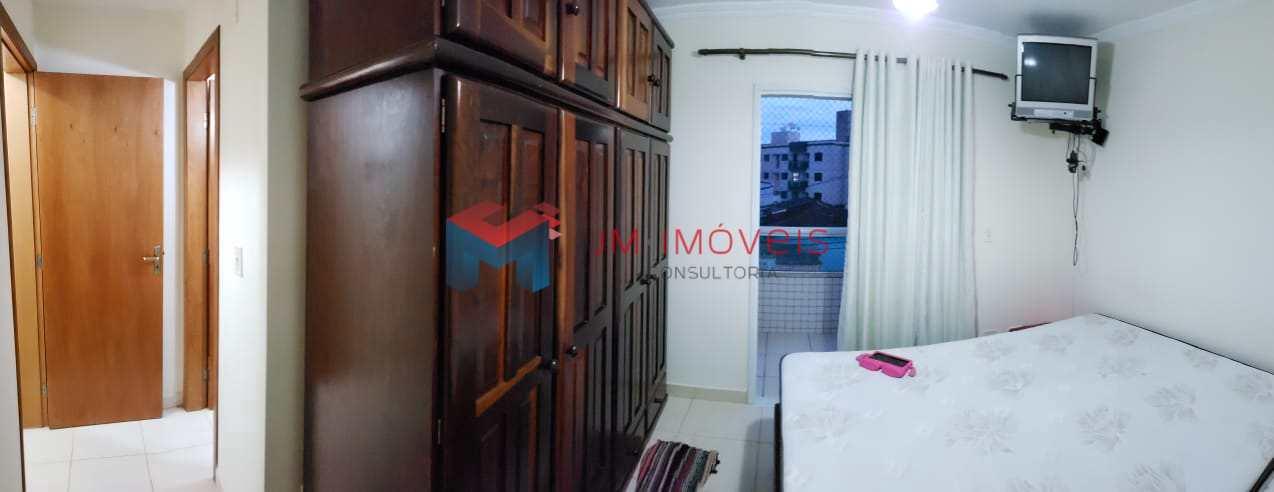 Apartamento com 2 dorms, Caiçara, Praia Grande - R$ 268 mil, Cod: 414456
