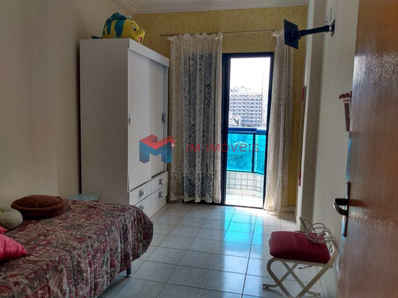 Apartamento com 3 dorms, Caiçara, Praia Grande - R$ 500 mil, Cod: 414458