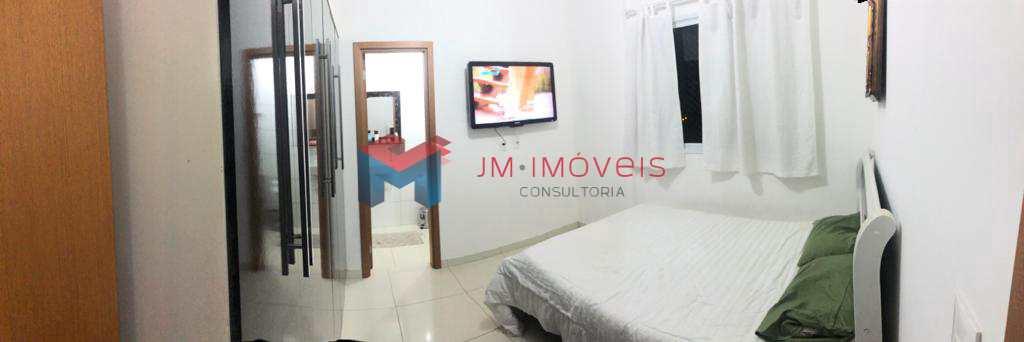 Apartamento com 2 dorms, Guilhermina, Praia Grande - R$ 295 mil, Cod: 414471