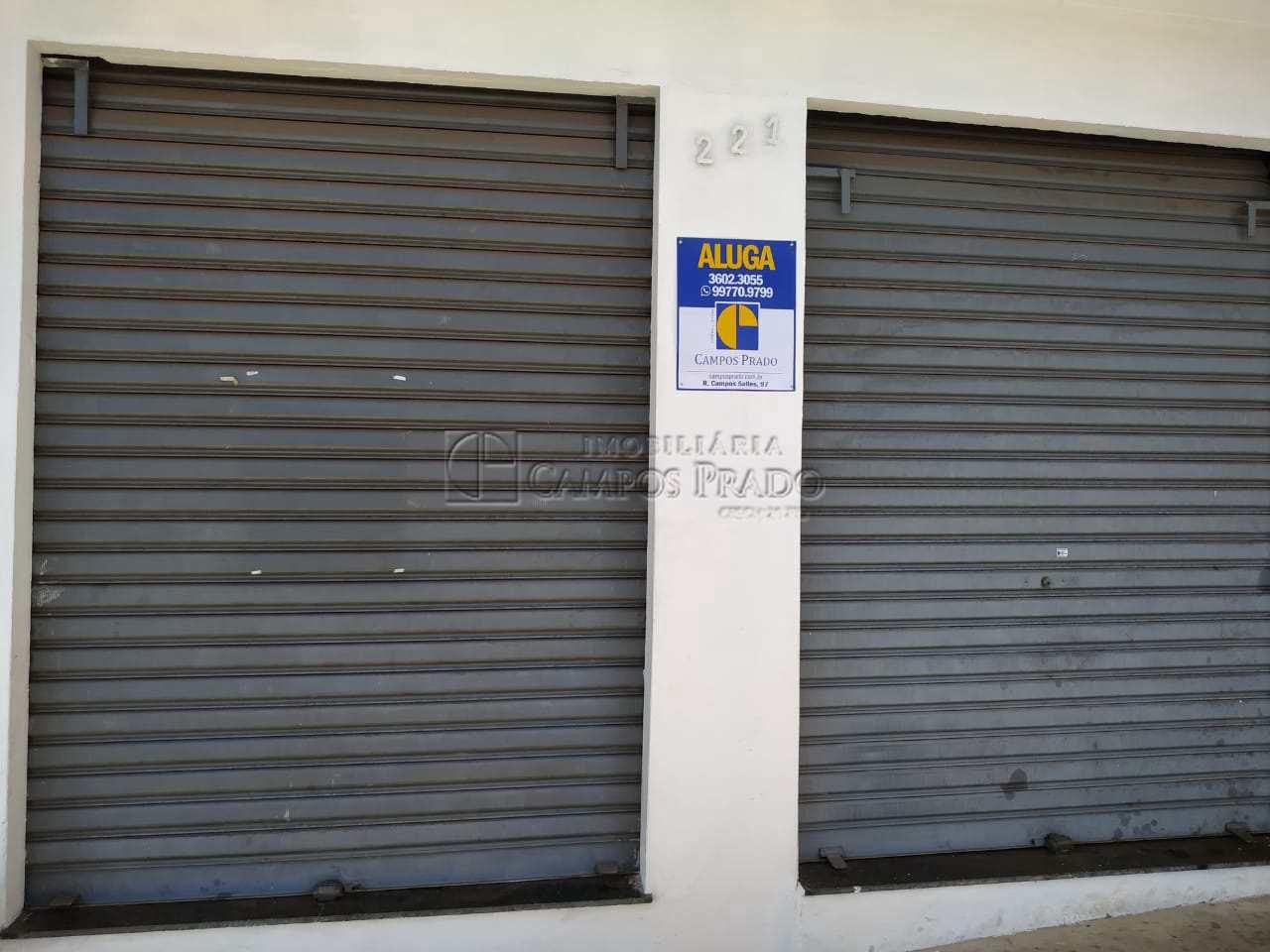 Loja, Jardim das Paineiras, Jaú, 54m² - Codigo: 46086