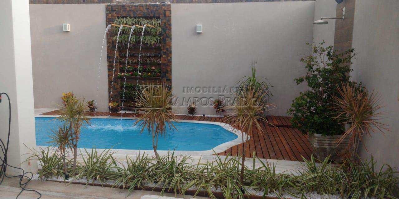 Casa com 2 dorms, Vila Santa Terezinha, Jaú - R$ 530.000,00, 190m² - Codigo: 45983