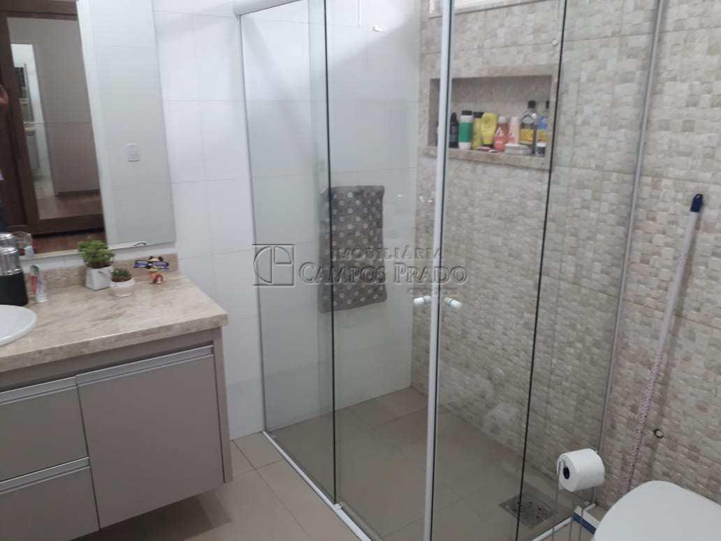 Casa com 3 dorms, Jardim Antonina, Jaú - R$ 530 mil, Cod: 4202