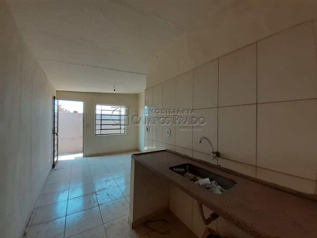 2 Casas  1 e 2 dorms, Pedro Ometto, Jaú - 70m² - Codigo: 2688