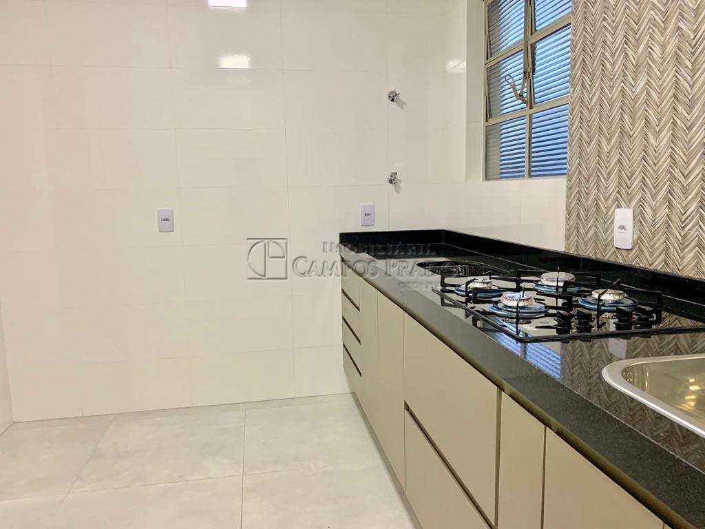 Apartamento com 3 dorms, Jardim Campos Prado, Jaú - R$ 200 mil, Cod: 1488