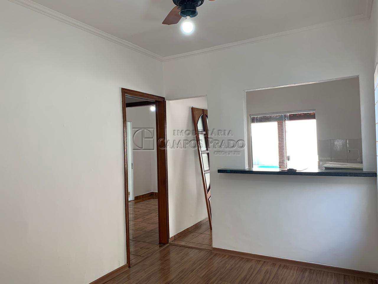 Casa com 2 dorms, Jardim Olímpia, Jaú, Cod: 47239