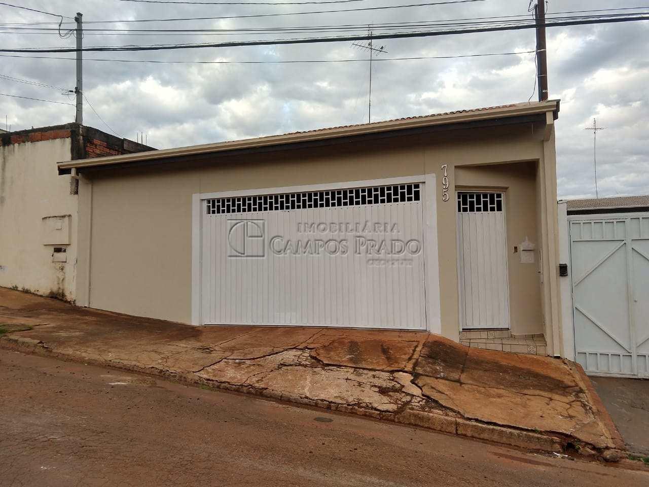 Casa com 2 dorms, Jardim Parati, Jaú, Cod: 47983