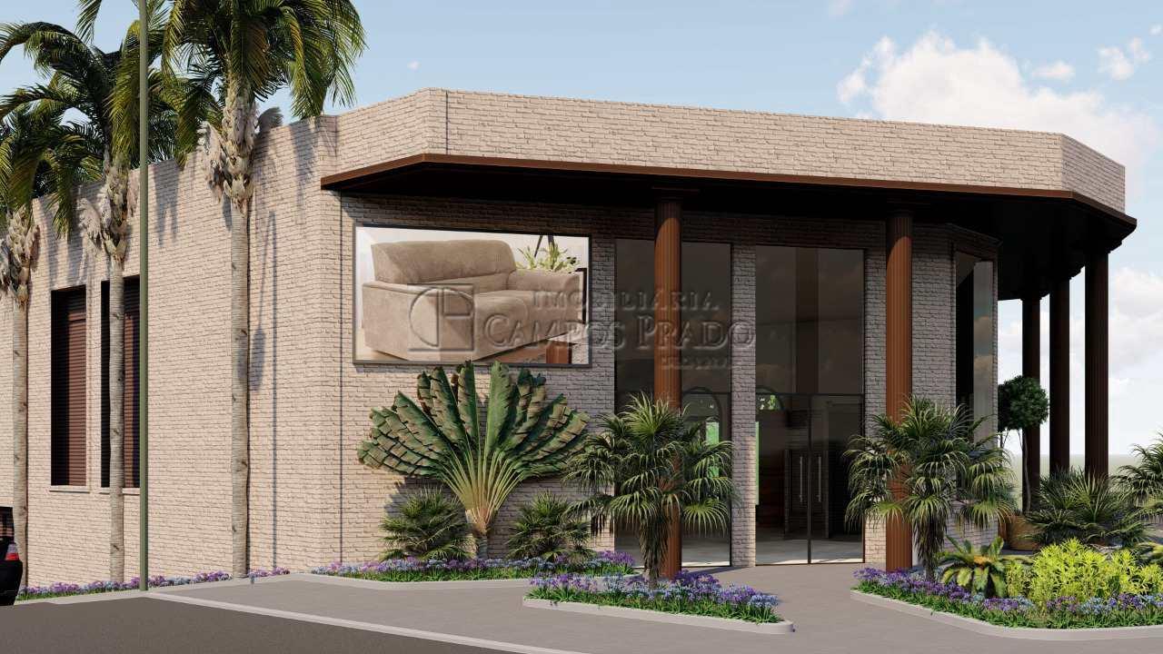 Salão, Jardim Alvorada II, Jaú, Cod: 48889