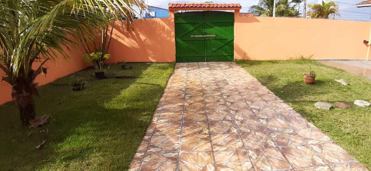 Casa com 3 dorms, Jardim Cibratel, Itanhaém - R$ 310 mil, Cod: 4532