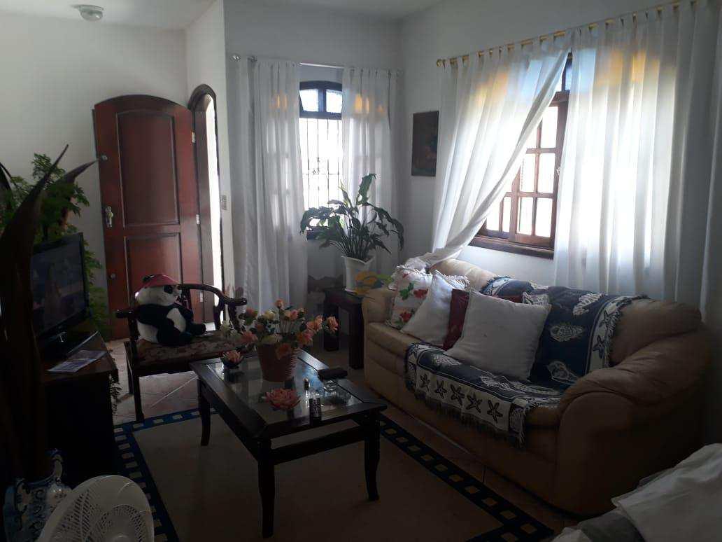 Sobrado com 2 dorms, Belas Artes, Itanhaém - R$ 215 mil, Cod: 4374