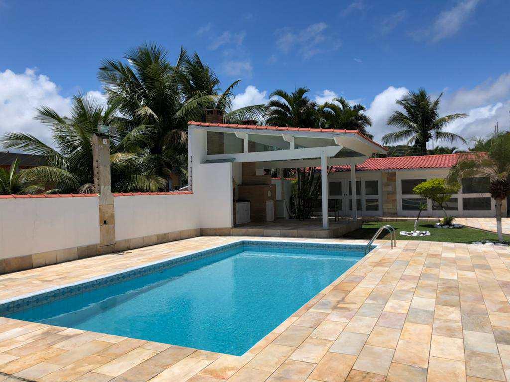 Casa com 3 dorms, Praia do Sonho, Itanhaém - R$ 980 mil, Cod: 4664