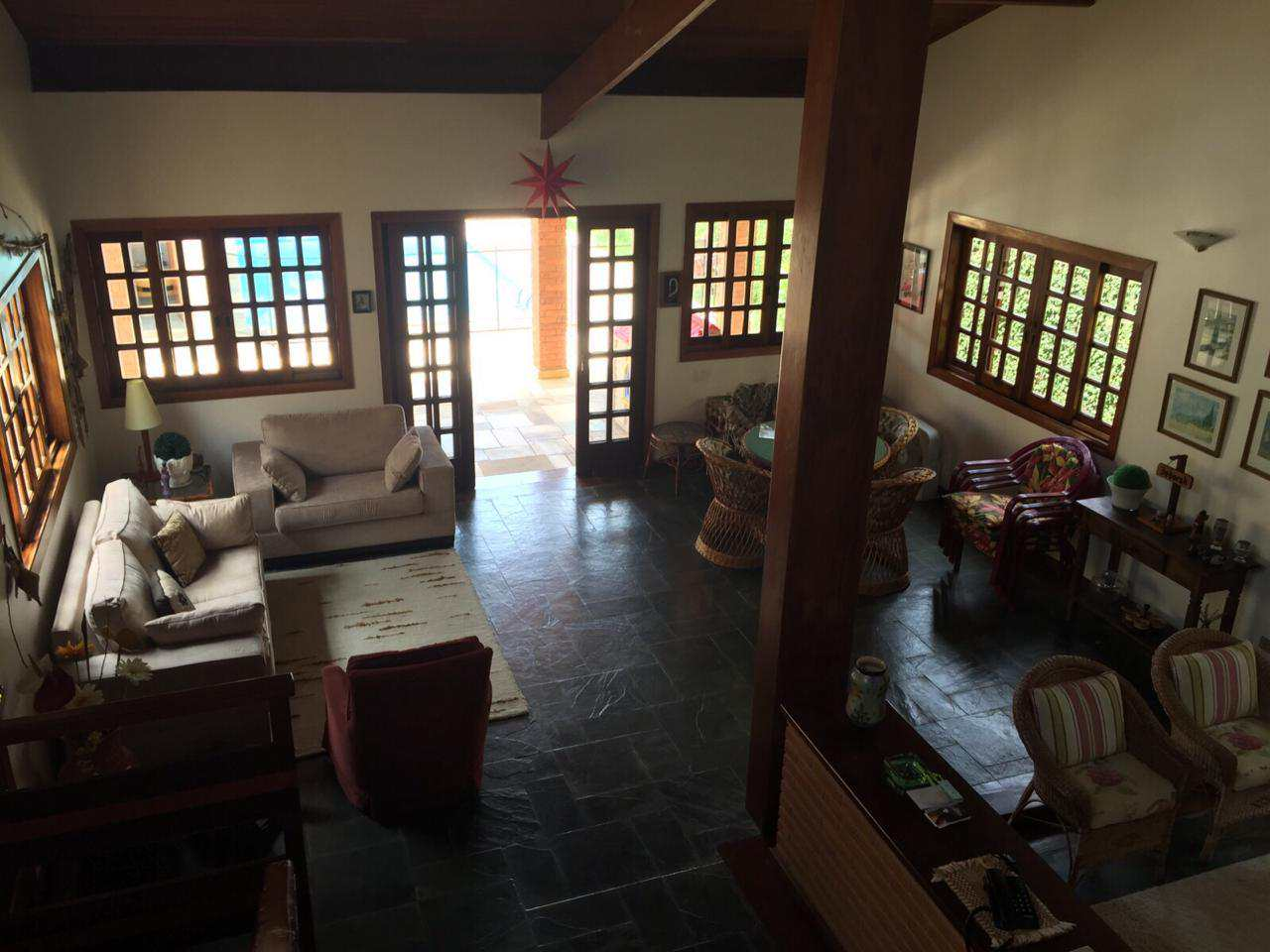 Casa com 5 dorms, Suarão, Itanhaém - R$ 780 mil, Cod: 4817