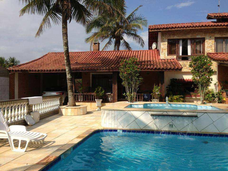 Casa com 6 dorms, Cibratel II, Itanhaém - R$ 1.500.000,00, 0m² - Codigo: 4836
