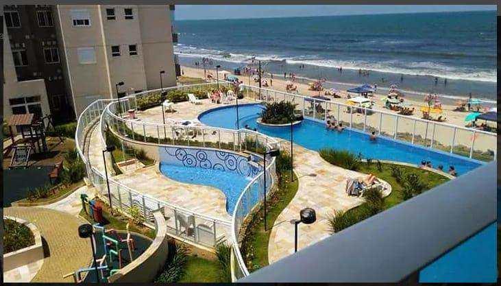 Apartamento com 2 dorms, Centro, Itanhaém - R$ 630 mil, Cod: 4970