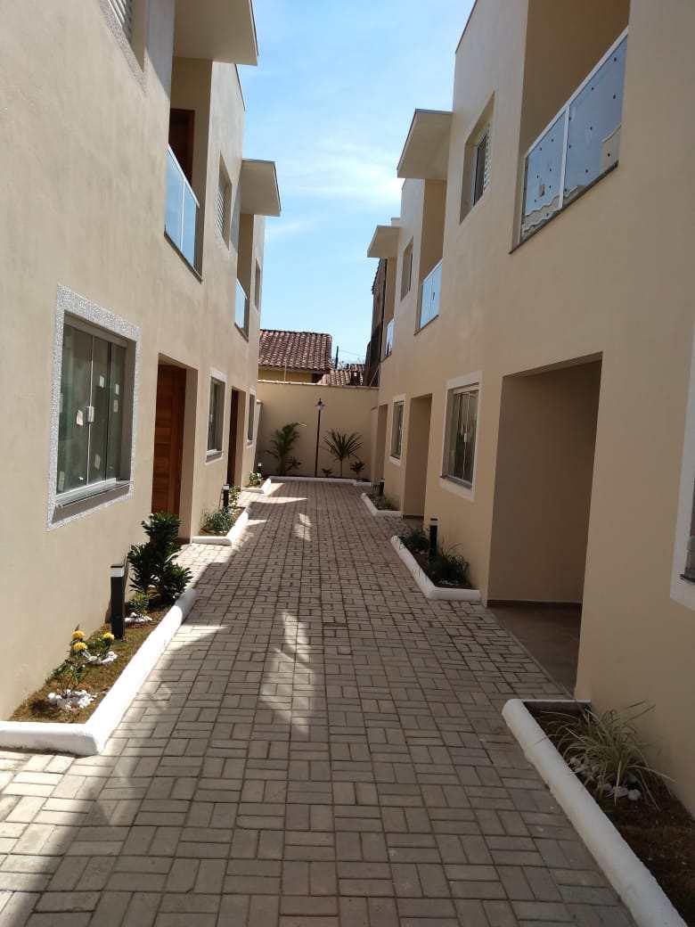 Casa de Condomínio com 2 dorms, Bopiranga, Itanhaém - R$ 225 mil, Cod: 4972