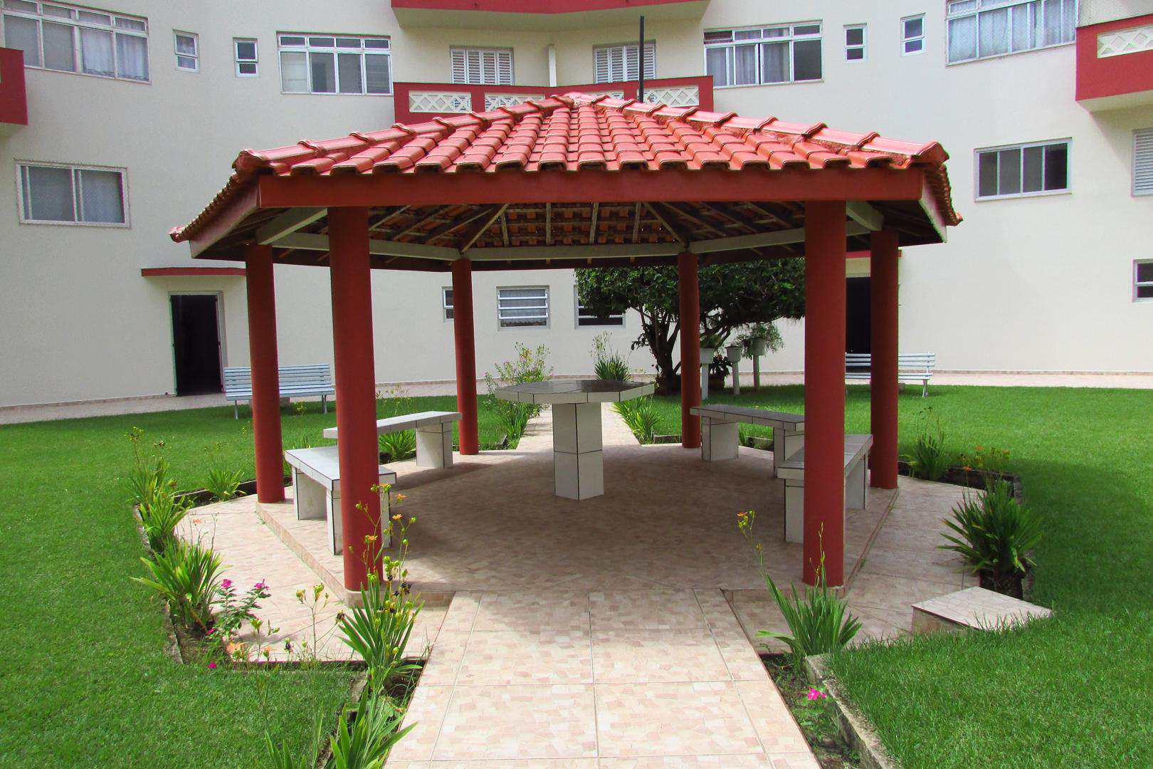 Apartamento com 3 dorms, Centro, Itanhaém - R$ 370 mil, Cod: 4990