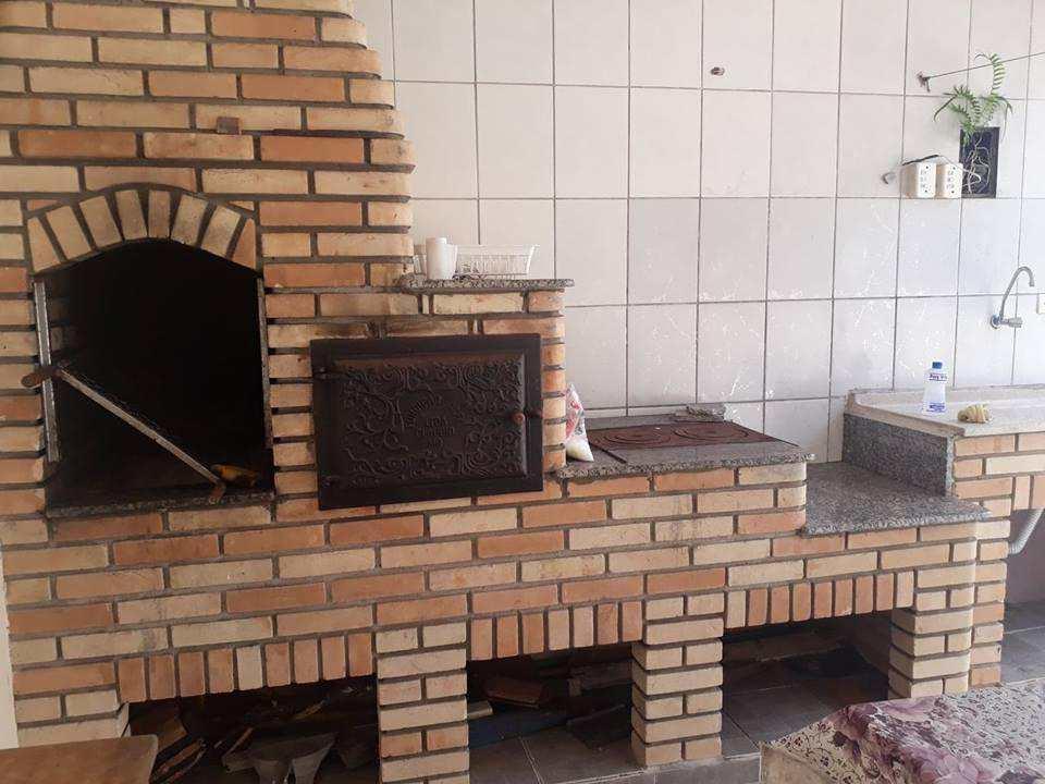 Casa com 3 dorms, Suarão, Itanhaém - R$ 350 mil, Cod: 5016