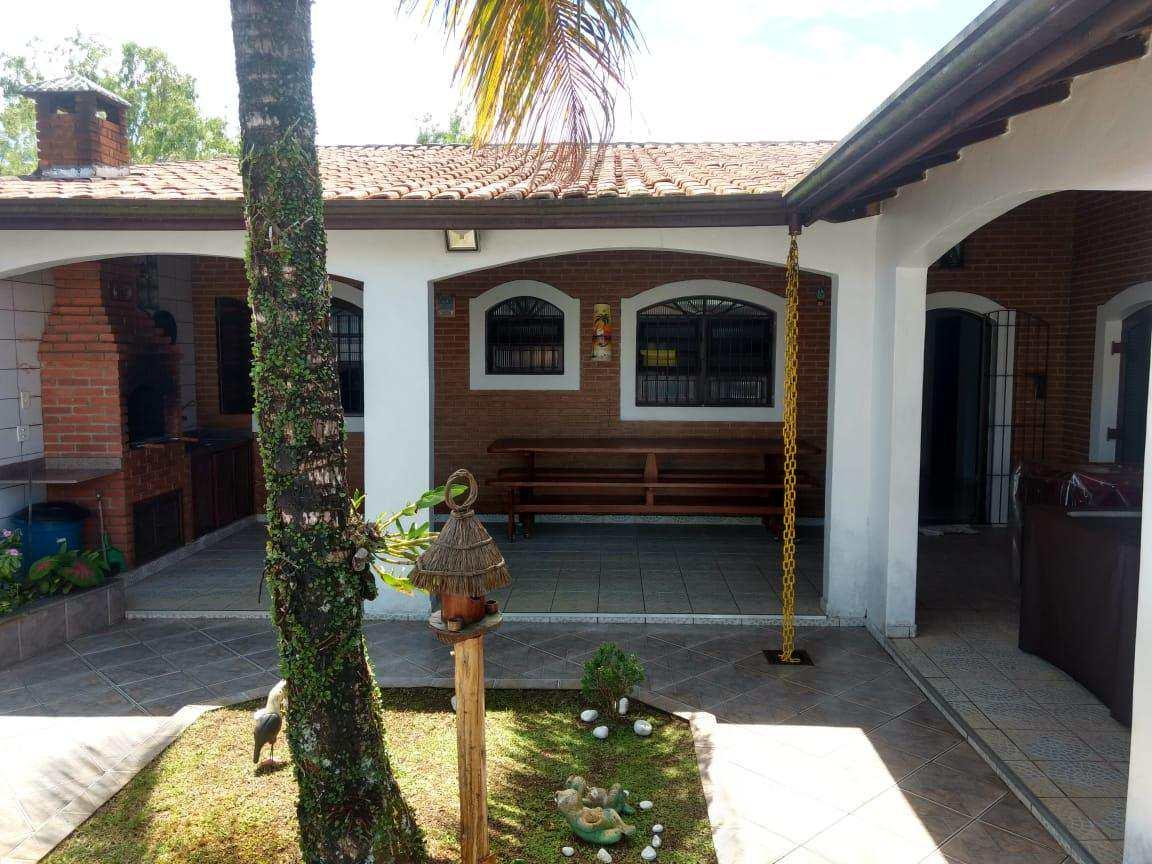 Casa com 2 dorms, Bopiranga, Itanhaém - R$ 535 mil, Cod: 5055
