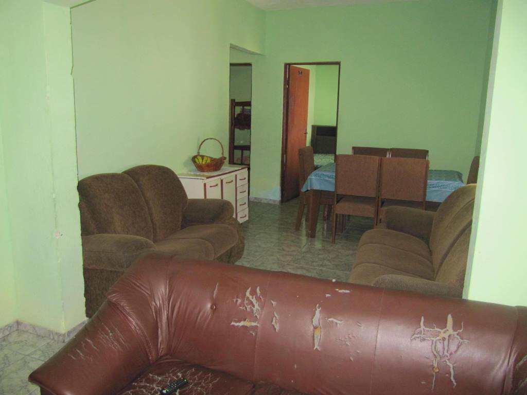 Casa com 3 dorms, Jardim Pescador, Itanhaém - R$ 250 mil, Cod: 5070