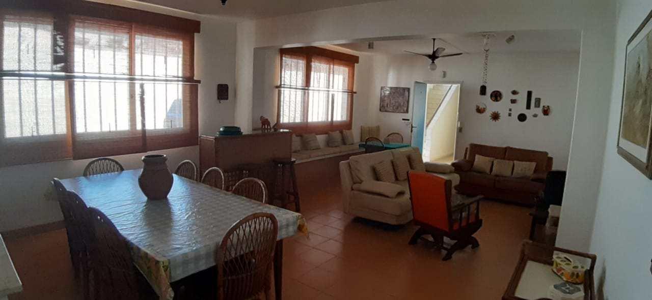 Apartamento Duplex excelente pé na areia Centro Itanhaém