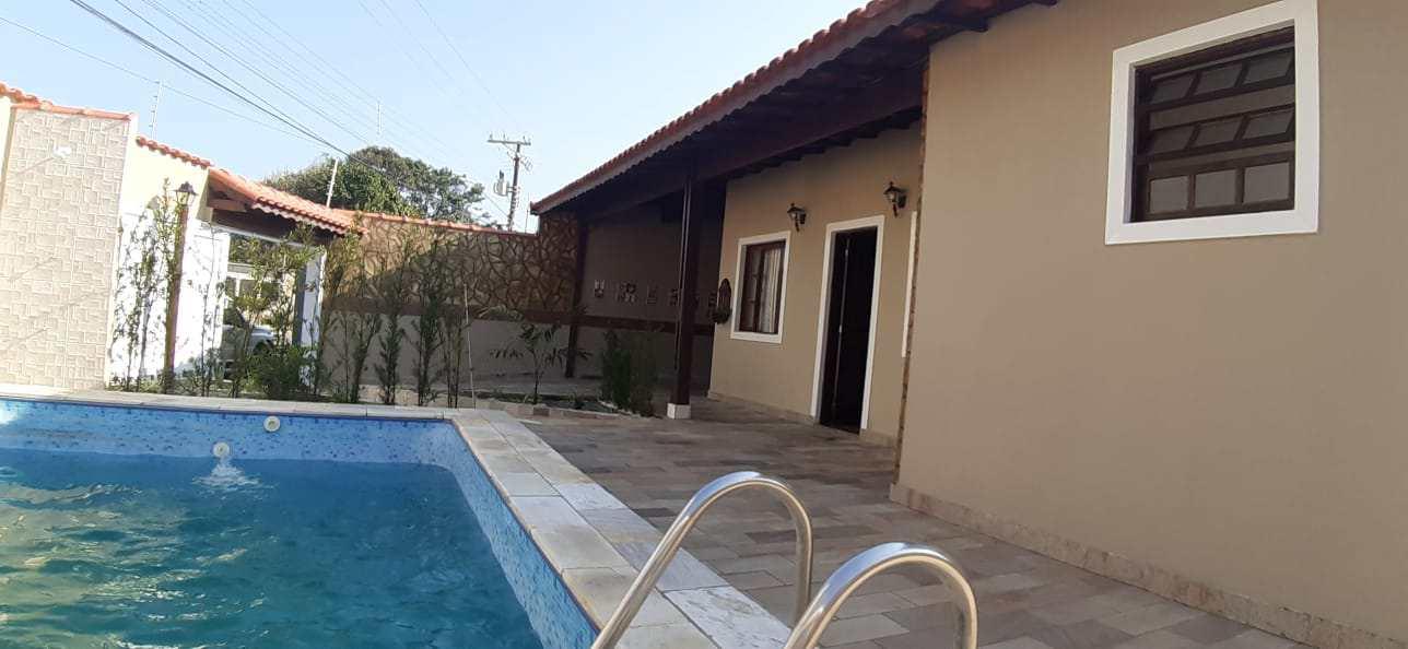 Casa com 3 dorms, Centro, Itanhaém - R$ 550 mil, Cod: 5115