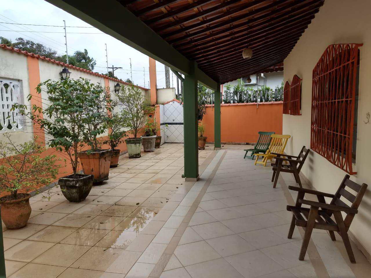 Casa com 3 dorms, Balneário Gaivota, Itanhaém - R$ 530 mil, Cod: 5120