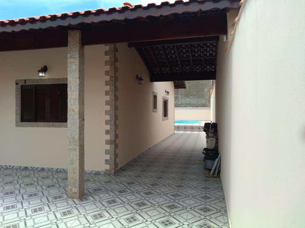 Casa com 2 dorms, Balnerio Gaivota, Itanhaém - R$ 360 mil, Cod: 5135