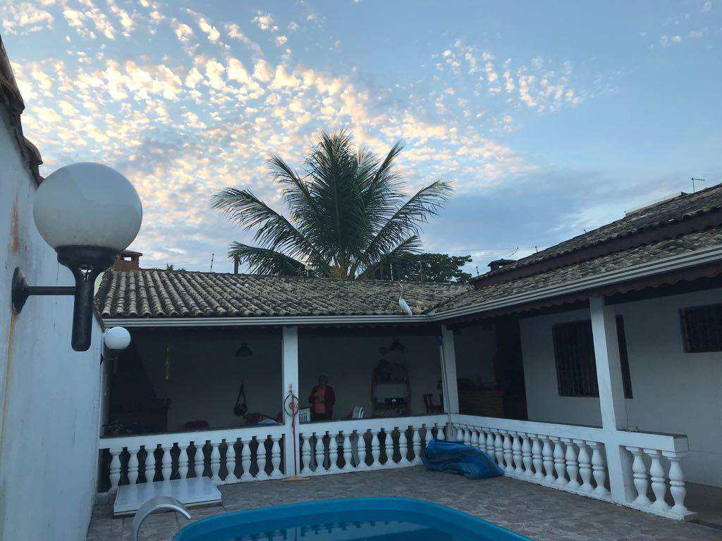 Casa com 2 dorms, Balneário Jequitibá, Itanhaém - R$ 295 mil, Cod: 5140