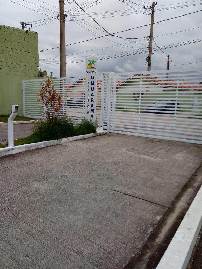 Casa de Condomínio com 2 dorms, Umuarama, Itanhaém - R$ 150 mil, Cod: 5154