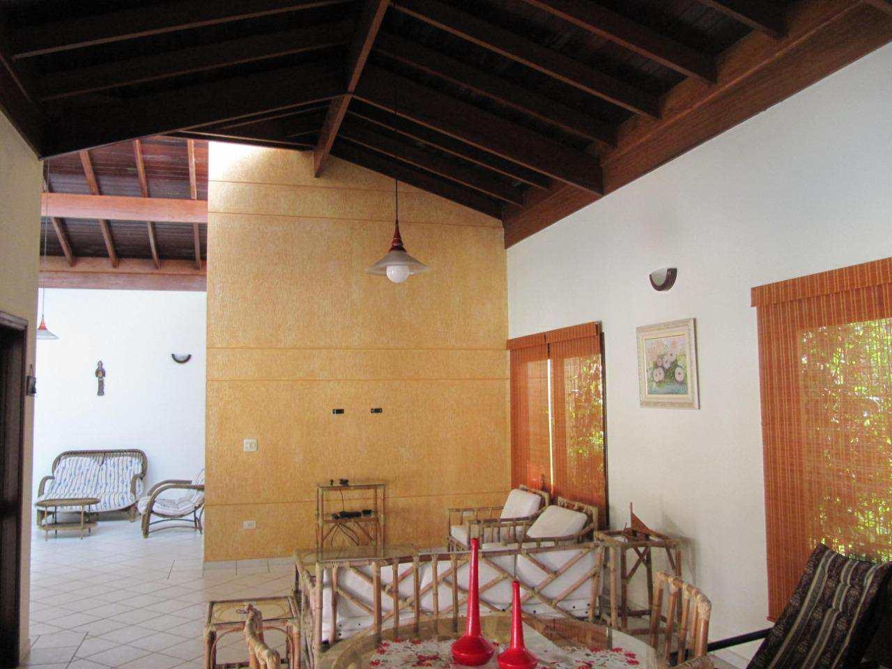 Linda casa 50 m da praia com 5 suítes Cibratel II