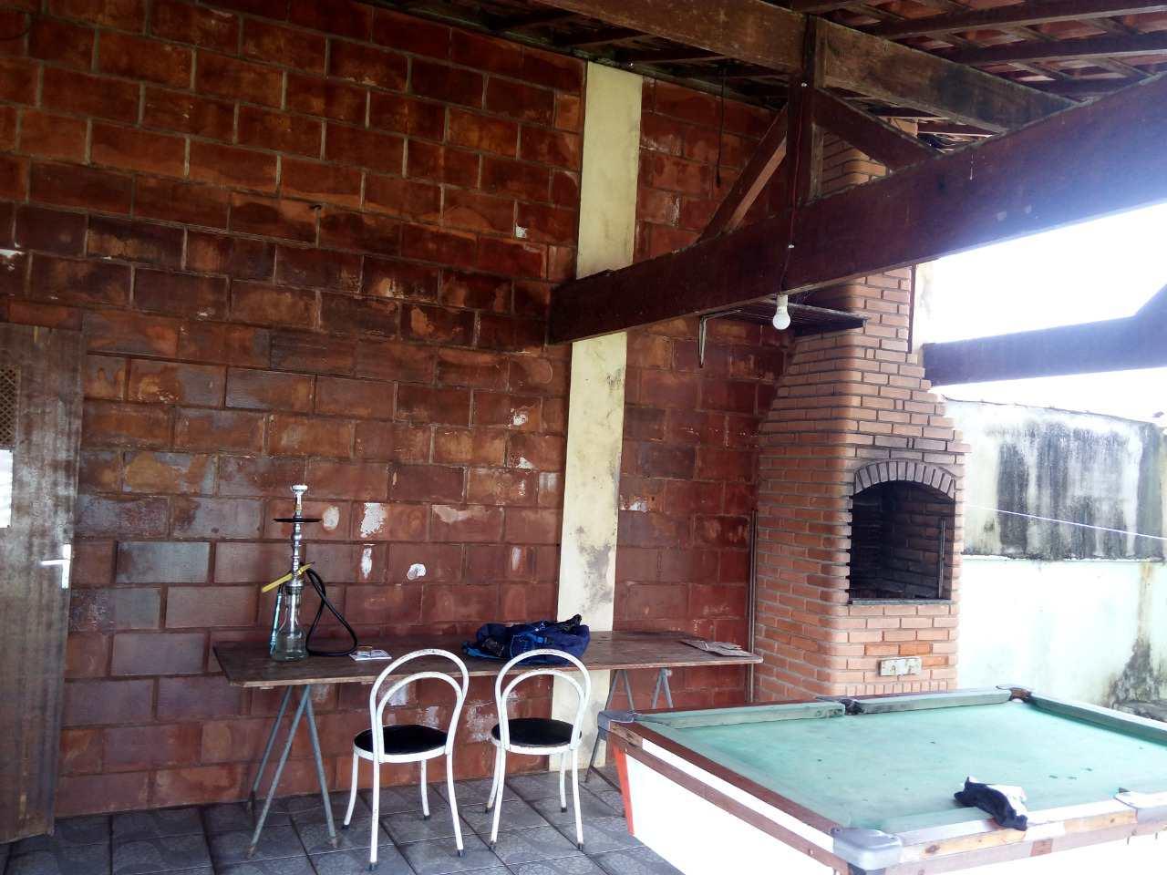 Casa com 3 dorms, Balneário Tupy, Itanhaém - R$ 500 mil, Cod: 5267