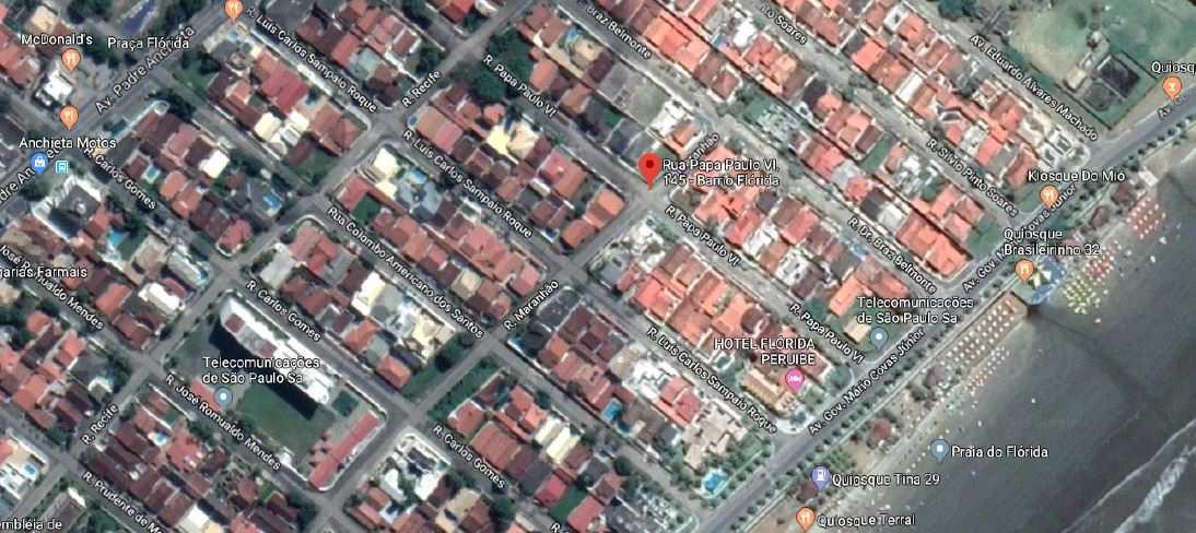 Terreno, Balneário Flórida, Peruíbe - R$ 235 mil, Cod: 5285