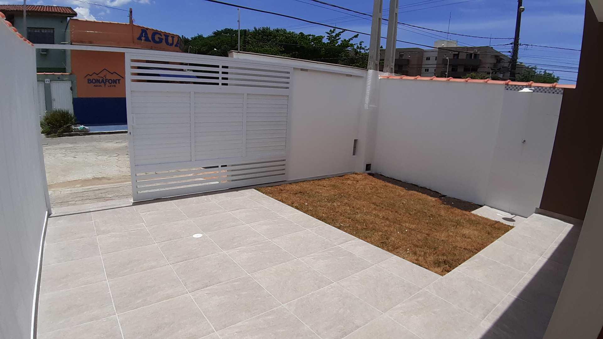 Casa com 2 dorms, Belas Artes, Itanhaém - R$ 290 mil, Cod: 5403