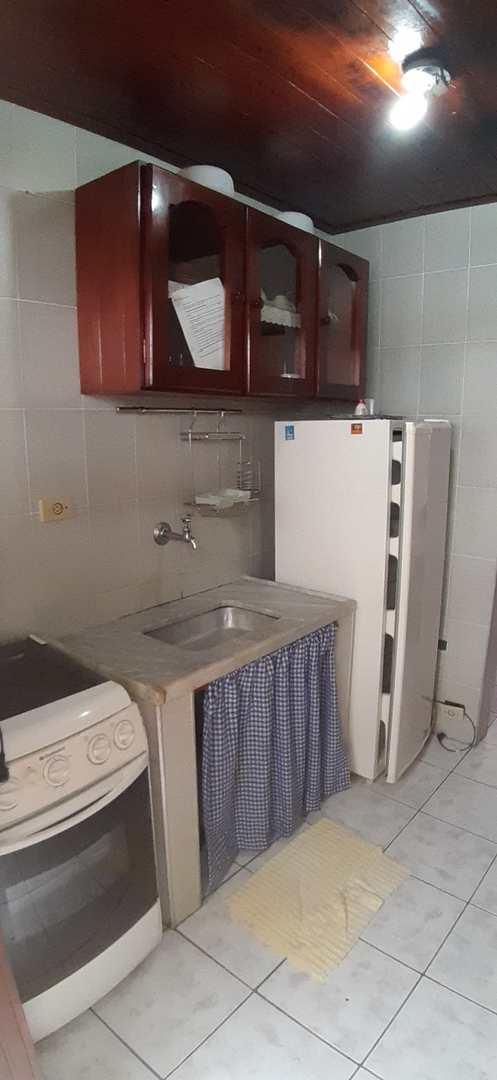 Apartamento com 1 dorm, Praia do Sonho, Itanhaém - R$ 170 mil, Cod: 5434