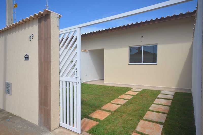 Casa com 3 dorms, Balneário Califórnia, Itanhaém - R$ 299 mil, Cod: 5440