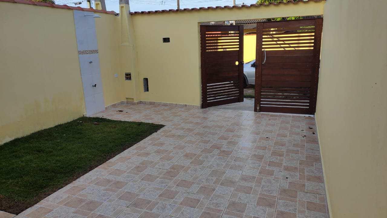 Casa com 2 dorms, Jardim Umuarama, Itanhaém - R$ 170 mil, Cod: 5456