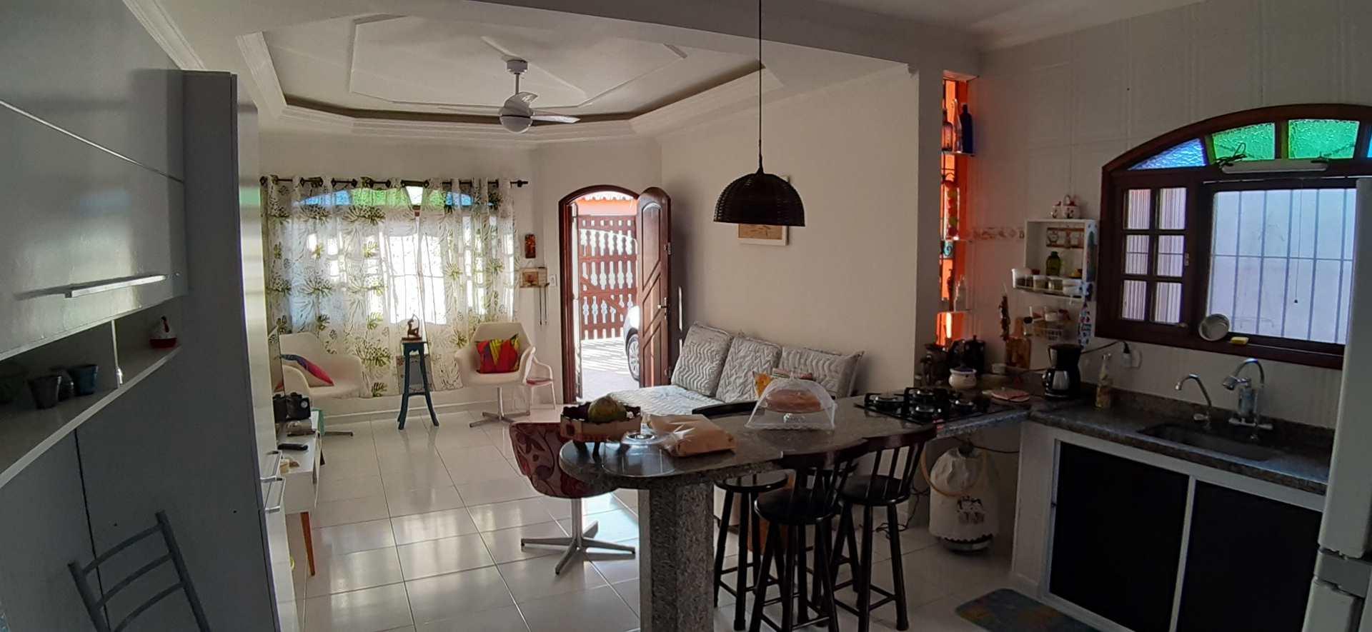 Casa com 2 dorms, Jardim Suarão, Itanhaém - R$ 280 mil, Cod: 5461