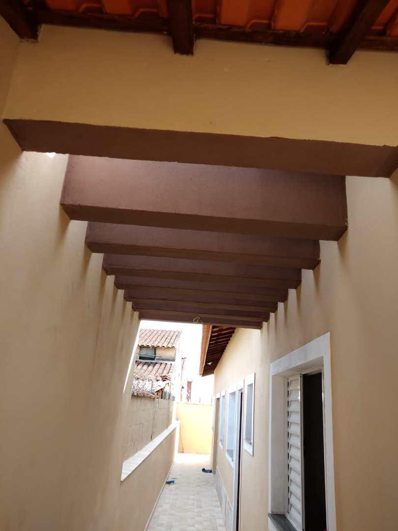 Casa com 2 dorms, Balneário Tupy, Itanhaém - R$ 239 mil, Cod: 5473