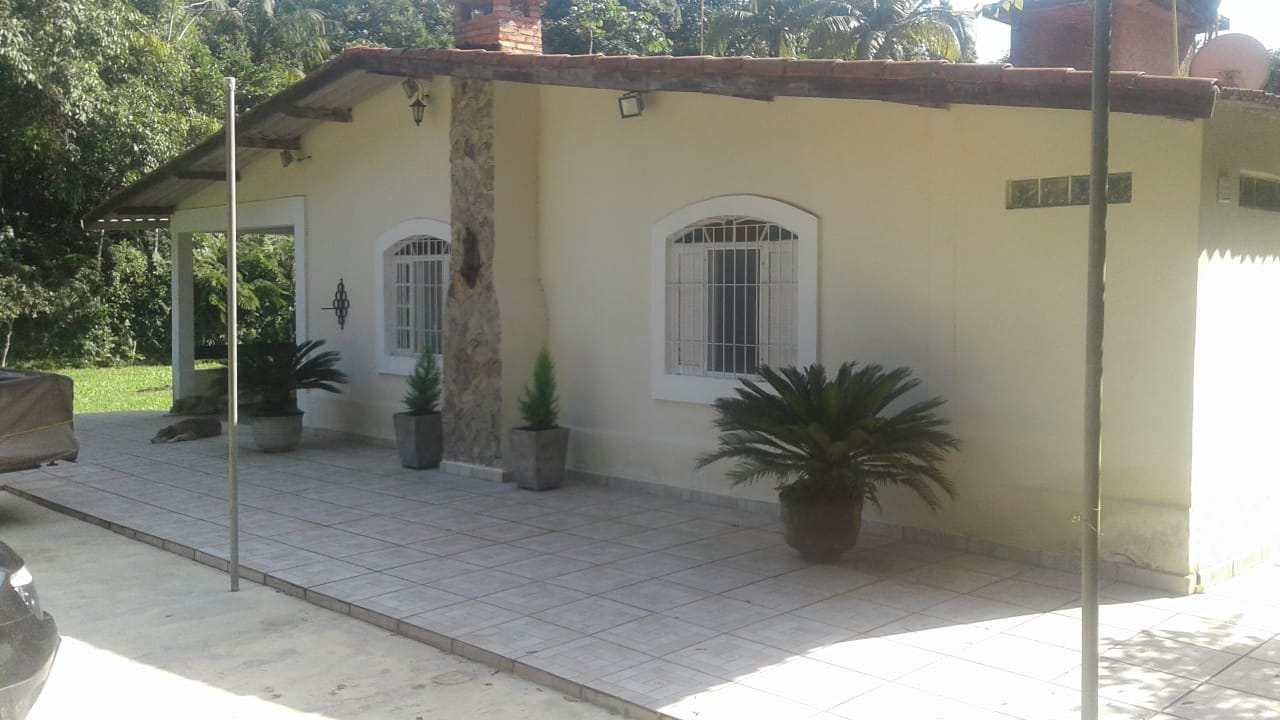 Chácara com 3 dorms, Rio Preto, Itanhaém - R$ 390 mil, Cod: 5488
