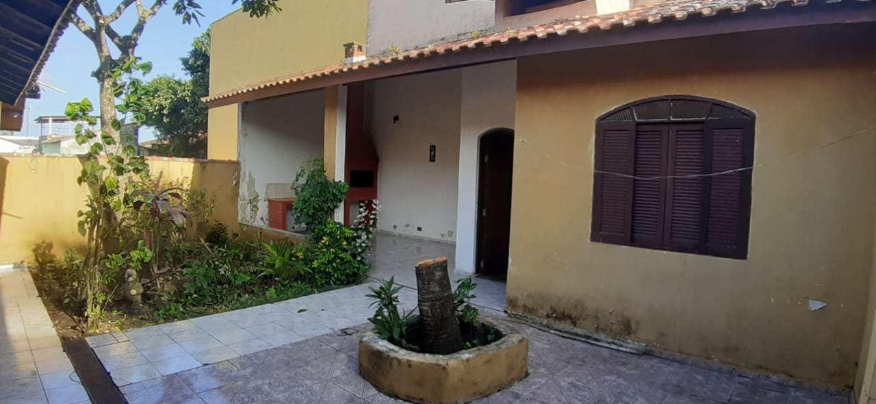 Casa com 2 dorms, Jardim Bopiranga, Itanhaém - R$ 220 mil, Cod: 5505