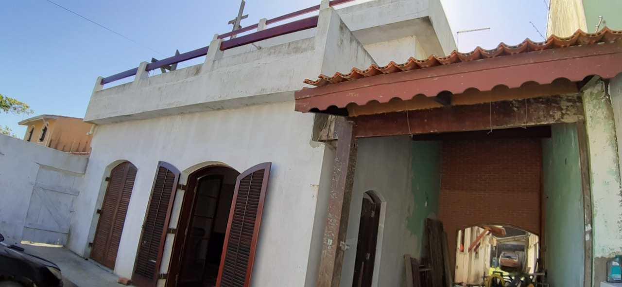 Sobrado com 5 dorms, Cibratel II, Itanhaém - R$ 400 mil, Cod: 5514