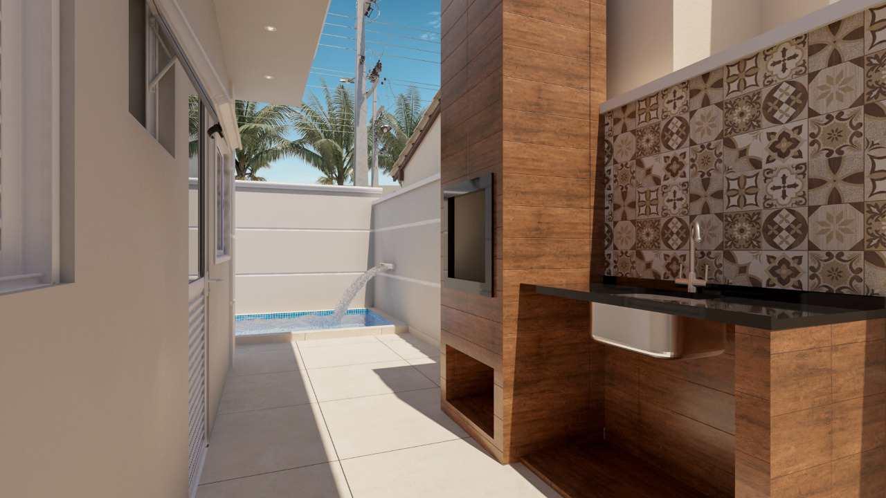 Casa de Condomínio com 2 dorms, Cibratel II, Itanhaém - R$ 189 mil, Cod: 5520