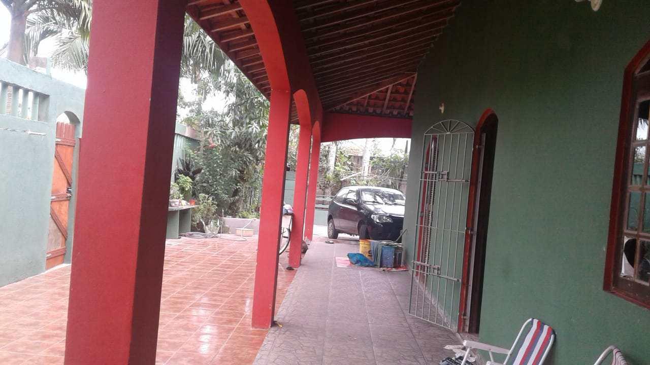 Casa com 5 dorms, Jardim Ibera, Itanhaém - R$ 450 mil, Cod: 5521