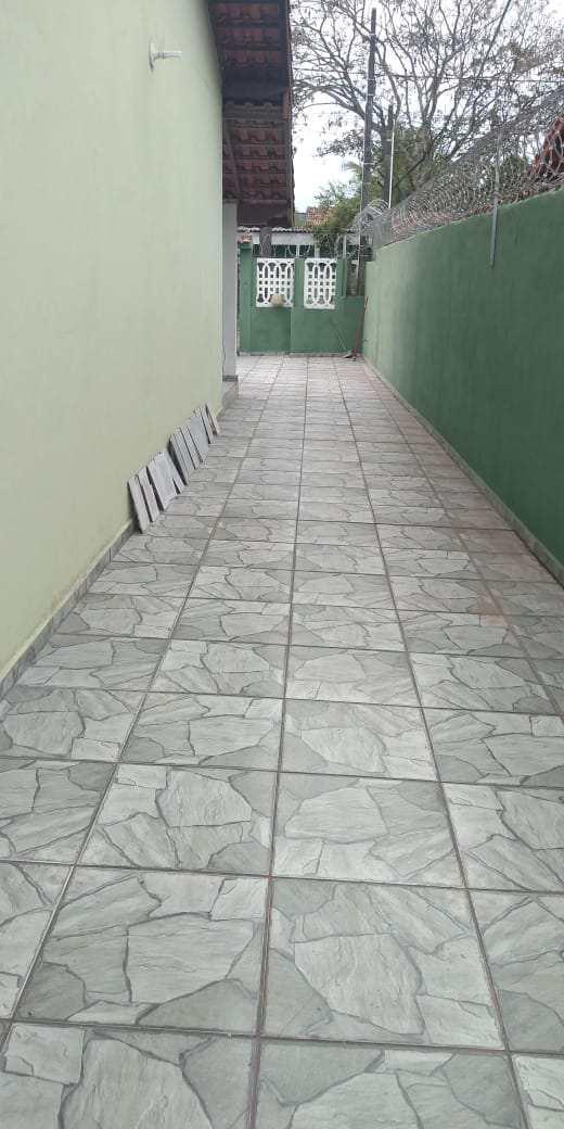 Casa com 2 dorms, Balneário Paranapuan, Itanhaém - R$ 270 mil, Cod: 5527
