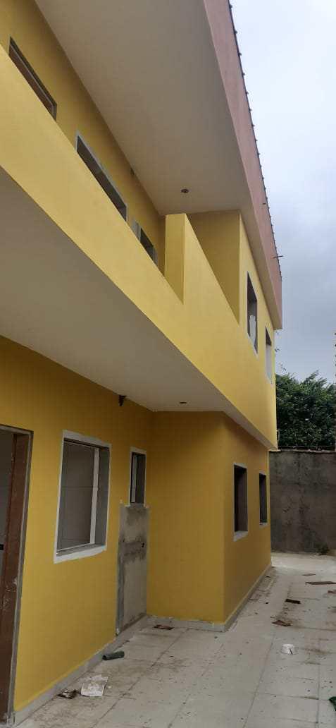 Casa com 2 dorms, Jardim Umuarama, Itanhaém - R$ 160 mil, Cod: 5531
