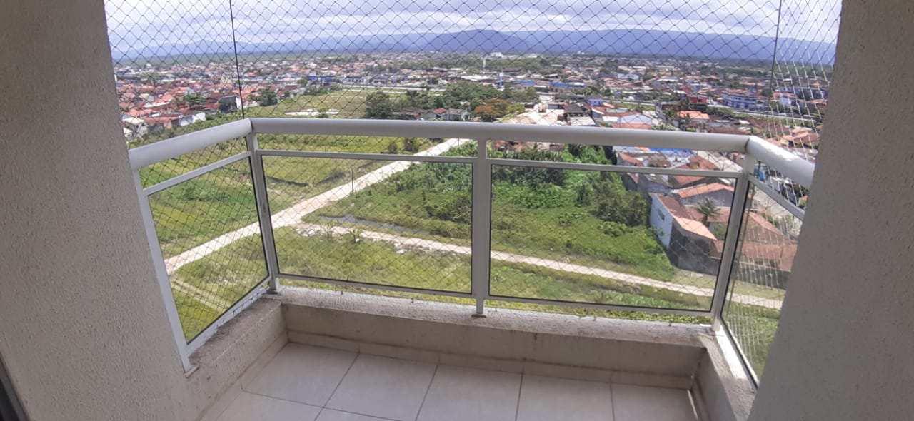 Apartamento com 2 dorms, Jardim Ibera, Itanhaém - R$ 259 mil, Cod: 5534